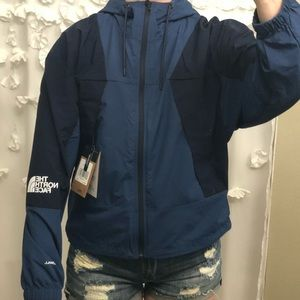 North face Wind resistant jacket